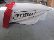 "TORO 21"" REAR BAGGER BAG AND FRAME ASSEMBLY DOOR SPRING MODEL 20475 1996"