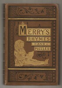 MERRY'S RHYMES AND PUZZLES Edited by Robert Merry