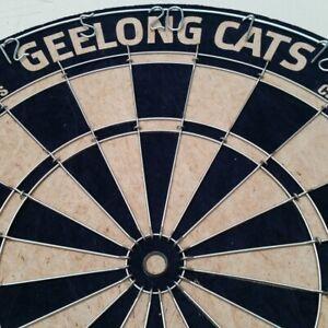 AFL Licensed DARTBOARD - Geelong CATS