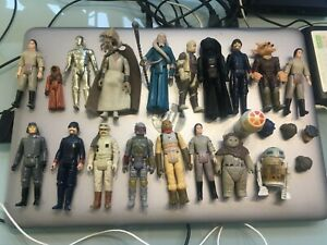 Star Wars Vintage Figures Bundle original vintage figures