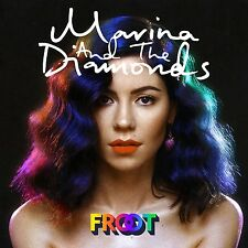 MARINA AND THE DIAMONDS - FROOT  CD LIMITED EDITION NEU