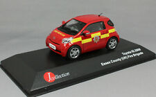 J Collection Toyota IQ Essex County Fire and Rescue 2009 JC169 1/43 NEW