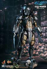 """Hot Toys MMS221 Alien vs Predator 1:6 Celtic Predator 2.0 12"""" Figure NEW & MISB"""