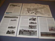 VINTAGE..I.A.R.80..HISTORY/CUTAWAY/3-VIEWS/SPECS..RARE! (83J)