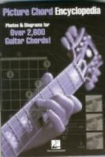 Instrument Instruction Guitar Chord and Scale Bks.: Picture Chord Encyclopedia :