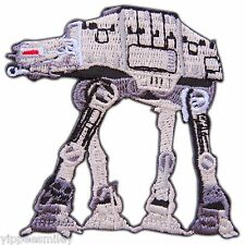 AT-AT Walker Transport Star Wars Classic Movie Embroidered Iron-On Patches #0032