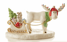 Lenox Merry Marcel's Holiday Delivery Figurine
