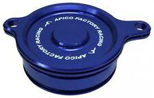Apico Filtro De Aceite Cover Kawasaki Kx450f 06-15, Klx450 08-15 Azul