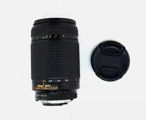 Nikon Nikkor ED 70-300mm F/4-5.6 D Zoom Lens