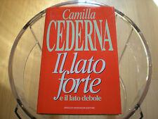 Il lato forte e il lato debole Camilla Cederna