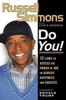 Do You! 12 Laws to Access the Power in You Russell Simmons Donald Trump Foreword