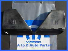 NEW 2009-2014 Dodge Challenger SRT8, R/T Fresh Air HOOD SCOOP Inserts,OEM Mopar