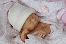 IT's A Baby GIRL! FULL SILICONE Bathable Life Like Reborn Pacifier Doll