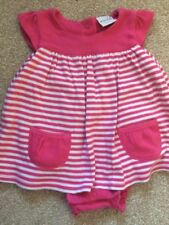 Baby Girls All In One Dress & Vest, Age 0-3 Months From Boots Mini Club
