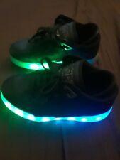 kids osiris light up rechargable shoes