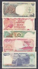 INDONESIA .5 BANK NOTES.