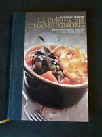 La cuisine des champignons - Vincent Allard - De Vecchi