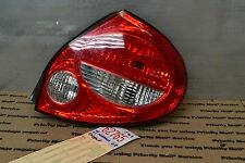 2000-2001 Nissan Maxima GXE GLE Right Pass Genuine Oem tail light 65 2G4