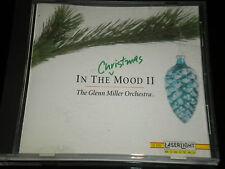 In The Christmas Mood II - The Glenn Miller Orchestra - CD Album - 1993