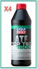 4 Liter/Qt. Top Tec ATF 1800 LIQUI MOLY Fully Synthetic for Dexron VI  Mercon LV