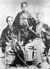 Samurai Warriors Japan 1934 6x4 Inch Reprint Photo