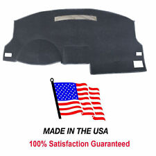 2005-2007 Buick Terraza Dash Cover Mat Pad Charcoal Carpet CH78-3