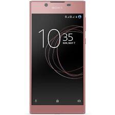 Sim Free Sony Xperia L1 5.5 Inch 16GB 2GB 4G WiFi Mobile Phone Pink - Argos ebay