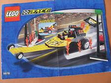 LEGO 6616 @@ NOTICE / INSTRUCTIONS BOOKLET / BAUANLEITUNG 1