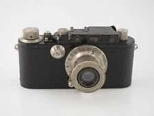 Leitz Leica III Model F black nickel  mit Elmar 3,5  50 50mm  80972