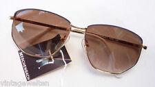 Eschenbach Damen leichte Sonnenbrille Verlaufgläser Metall elegant size M