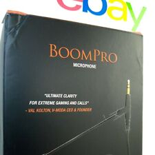 V-MODA BoomPro Microphone for Gaming & Communication - Black - Headphones, calls