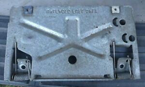 81-87 Oldsmobile Cutlass Rear License Plate Bracket G-Body LOC-175