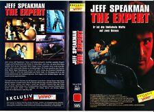 "VHS - FSK 18 - "" The EXPERT "" (1994) - Jeff Speakman - James Brolin"