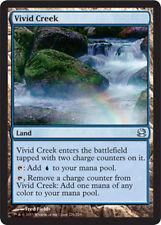 [4x] Vivid Creek [x4] Modern Masters Near Mint, English -BFG- MTG Magic