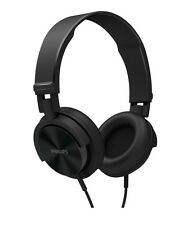 PHILIPS DJ SHL3000/00 OVER-EAR HEADPHONE (BLACK) warranty vat bill free ship