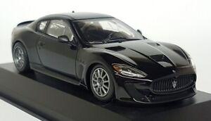 Minichamps 1/43 Scale Maserati Gran Turismo MC GT4 2010 Black Diecast model Car