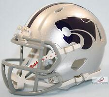 KANSAS STATE WILDCATS - Riddell Speed Mini Helmet