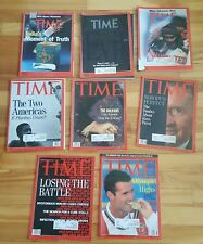 time magazines 1991/1992 canadian