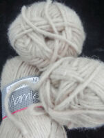 (79 € /kg): 400 g MARNIE, Schoeller&Stahl, Fb. beige 002, Baumwollmischung #2429