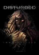 DISTURBED - IMMORTALIZED - FABRIC POSTER - 30x40 WALL HANGING - HFL1195