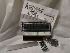 Accurail #4902 North Western 40' Wood Reefer As-Built Kit