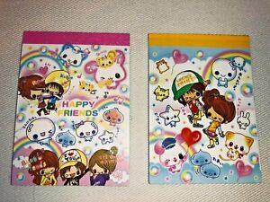 japanese mini notebooks cute kawaii