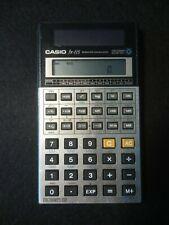 Vintage Casio FX-115 Scientific Calculator