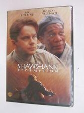 The Shawshank Redemption (DVD, 2007)- Morgan Freeman - BRAND NEW  FACTORY SEALED