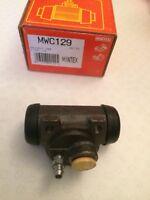 Rear brake cylinder Mintex Part No. MWC129 fits Peugeot 205 Right Rear Bendix