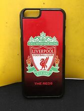 LIVERPOOL FC iPhone 6&6S Rubber Case & Aluminium Cover Better Protection