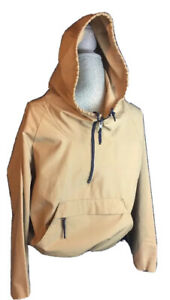 Cannondale Men's Cycling  1/4 Zip Pullover With Attached Hood Size Small