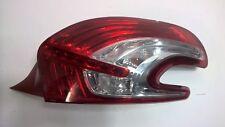 12-16 Peugeot 208 Hinten Rechts LED RÜCKLICHT RH Right Tail Light 8672628380-01