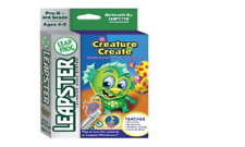 Leap Frog 20377 Leapster2 Learning Game Creature Create BNIB