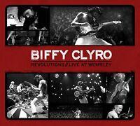 BIFFY CLYRO - REVOLUTIONS // LIVE AT WEMBLEY: CD & DVD ALBUM SET (2011)